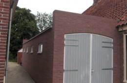 Aanbouw garage Den Ham